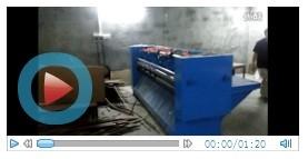 薄刀分纸机--操作视频
