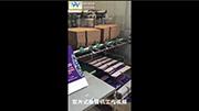 双片式粘箱机工作视频