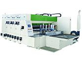 自动印刷开槽机(踢板吸风式)