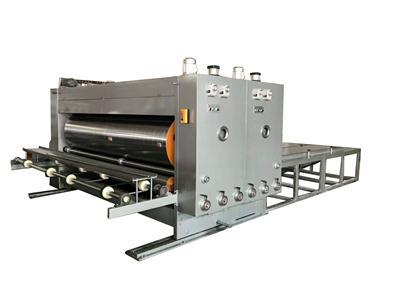 链条式水性印刷机