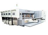 G2C-1428全电脑自动水性印刷开槽模切机