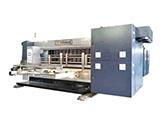 G2C-1628全电脑水性印刷开槽模切机