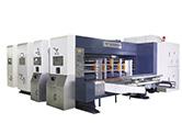 G1M14系列免压自动送纸真空吸附水性印刷开槽模切机