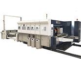 G2C-1224 全自动免压送纸纸箱印刷机械